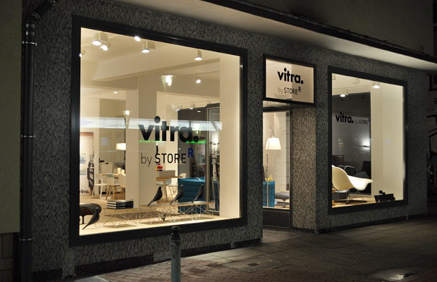 R ttenscheider str 163 an vitra store r for Boutique vitra